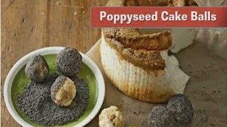 Desserts in a Snap Poppyseed Cake Balls Thumbnail