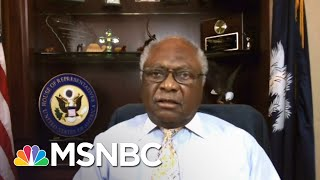 Rep. Clyburn Insists On Comprehensive Relief Bill | Craig Melvin | MSNBC