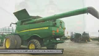 2015 John Deere S670 Minier, Springfield, Bloomington, and Peoria, IL 43777