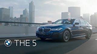 THE NEW 5 ‧以變革 改寫世界   BMW Taiwan
