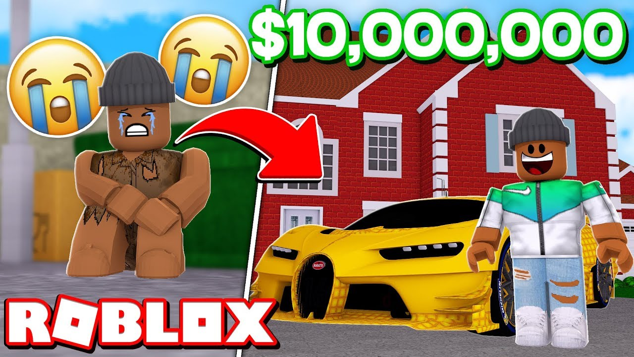 My New 10 000 000 House Tour In Roblox