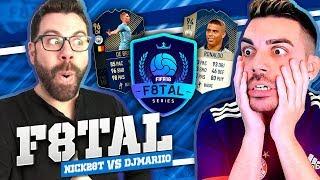 Nick28T vs DjMaRiiO - ICON 94 Ronaldo vs TOTY De Bruyne - F8TAL - FIFA 18 Ultimate Team
