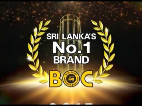 Bank of Ceylon is Sri Lanka's No. 1 Brand for the ninth consecutive year!