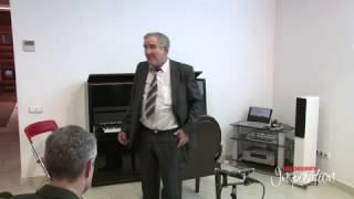 Михаил Казиник. О музыке, литературе, современном образовании, принципах построения бизнеса