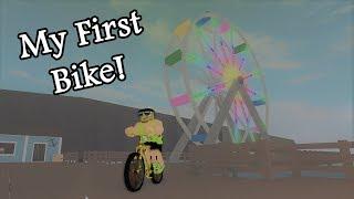 I Got A Bike! Hard Knock Life #2 | Roblox - BloxBurg