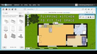 Creating Small House Floor Plans: Furnishing