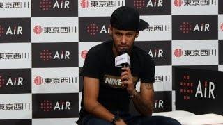 Neymar arrasa en Japón