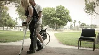 ReWalk - Walk again: Argo's Exoskeleton Technology