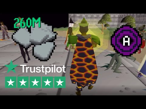 This is How Scammers Stole 260 Billion RuneScape GP
