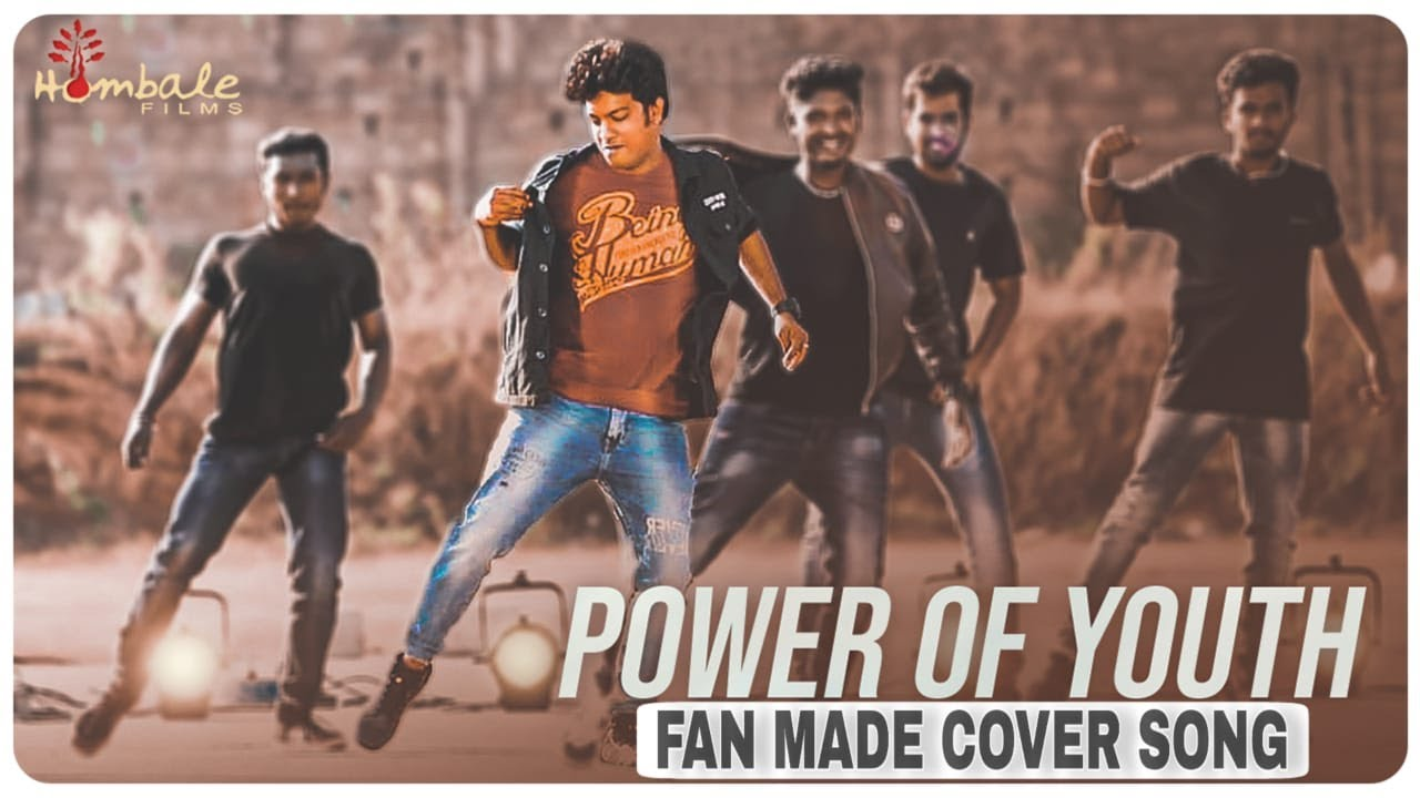 Fan Made Cover Video Song | Power Of Youth | Yuvarathnaa