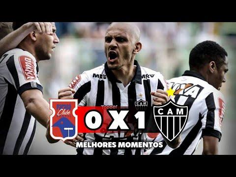 Paraná 0 x 1 Atlético MG - Melhores Momentos - Campeonato Brasileiro 14/11/18