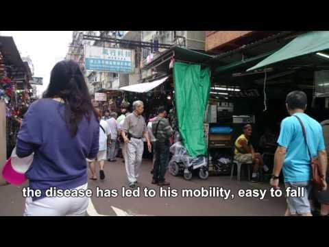 Barrier Free Orienteering - Smart Question-movie