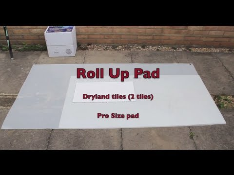 Hockey Off Ice Shooting Pads Vs Dryland Tiles Which Is Best Difference Between Them