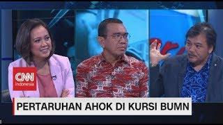 Stafsus Menteri BUMN: Kita Harus Profesional, Ahok Punya Kemampuan