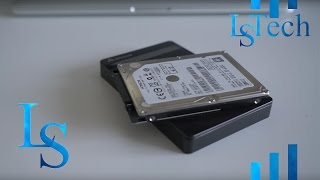 Salcar® External Hard Drive Enclosure Unboxing