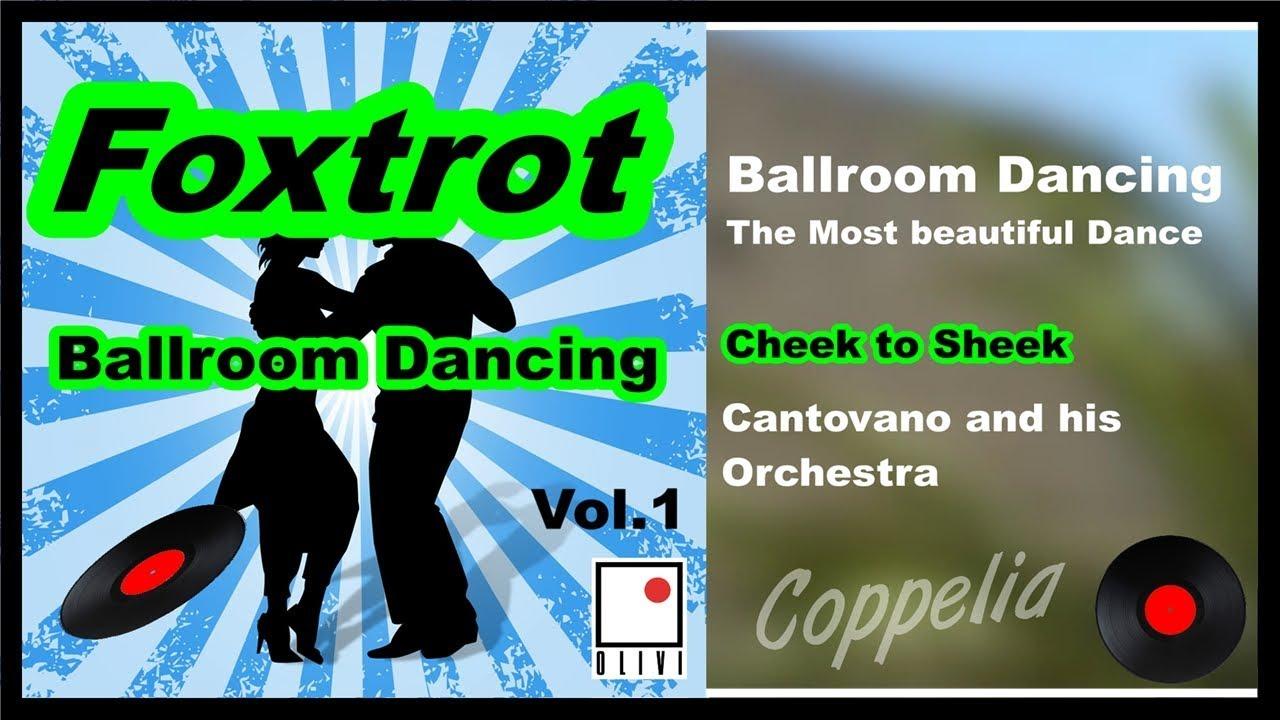 Foxtrot ballroom dancing danse de salon vol 1 - Musique danse de salon gratuite ...