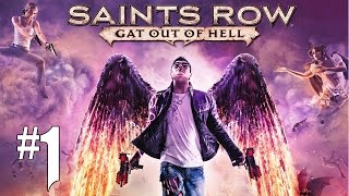 Saints Row Gat Out Of Hell - Playthrough #1 [FR]