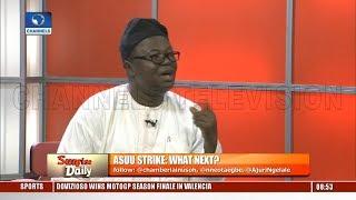 ASUU Strike: Babalakin,Prof Ogunyemi Seek Solution To Improving Nigeria's Education System Pt.4