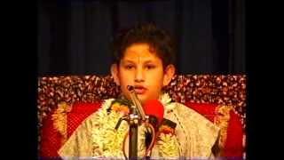 PRAVACHAN BY SRI PUNDRIK GOSWAMI JI  AT MUMBAI 2001