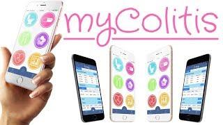 myColitis Application Preview