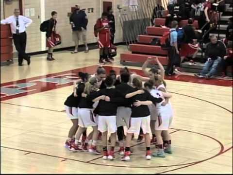 LDTV Sports: Cherry Hill East at Lenape Girls Basketball 1/12/16