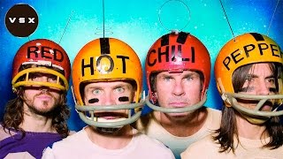 10 cosas que no sabías de los Red Hot Chili Peppers l MrX