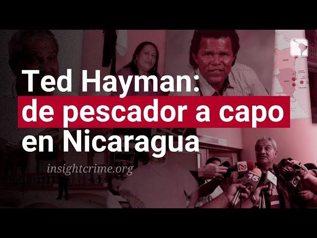 Ted Hayman, el pescador de cocaína
