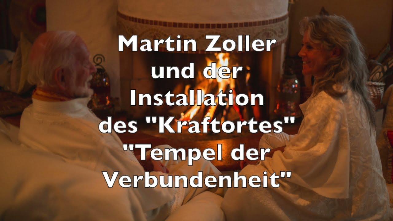 Kurt Tepperwein und Nada, Kamingespräche: Nach Gespräch Martin Zoller - Zugang zum vollen Potential