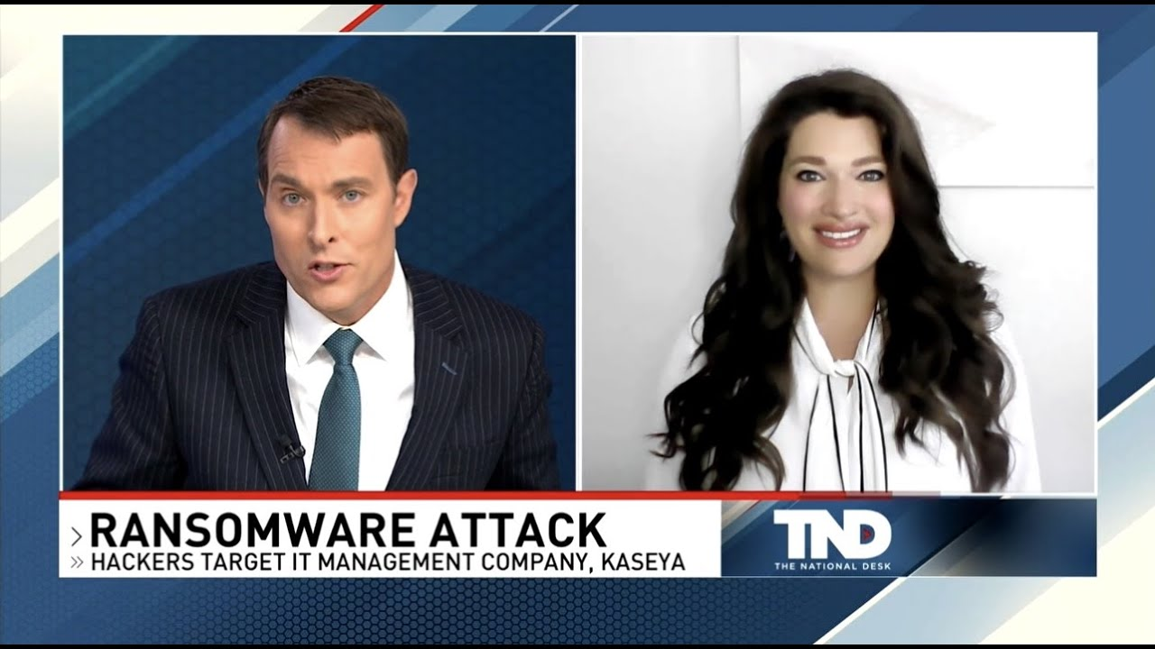 The National Desk (Sinclair): REvil Global Ransomware Attack