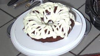Bundt Cake NuWave Oven Recipe (Dunkin Hines Carrot Cake)