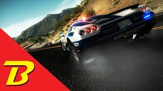 """Need For Speed: Hot Pursuit (PC) Gameplay Walkthrough Part 107   """"END OF THE LINE"""" (COP ENDING)"""