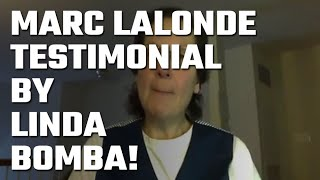 🎥 Marc Lalonde (The Wealthy Trainer) Testimonial by Linda Bomba!
