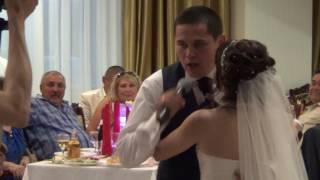 Спел на свадьбе!!!!!!!!!