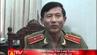 Thanh tra Công an Thành phố Hà Nội