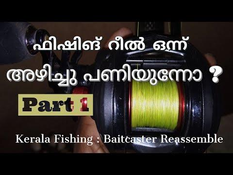 How to Clean Baitcaster Reel (Abu Garcia Black max 3)