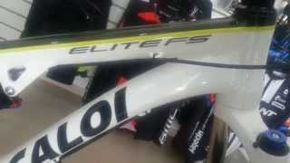 Caloi Elite Full Suspension aro 29 Shimano Deore e Slx
