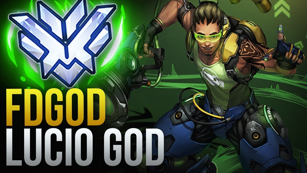 FDGOD - MECHANICAL LUCIO GOD - Overwatch Montage