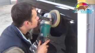 видео Локальная покраска автомобиля, локальный кузовной ремонт