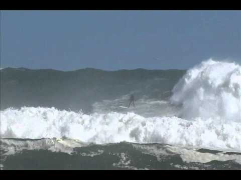 WALL OF WATER: TAMING A 20 FOOT SWELL