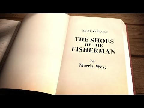 "THE CATHOLIC NOVEL - Episode 36: ""The Shoes of the Fisherman "" (Season 5)"