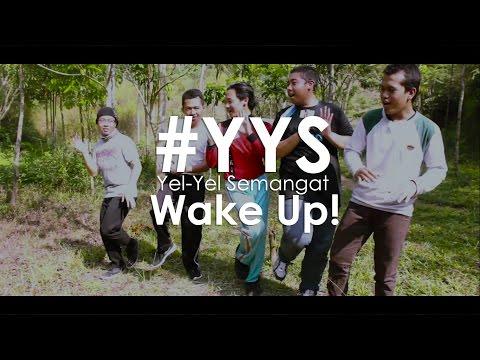 Yel-Yel Semangat - Wake Up! #PAB2015 DKM Ulul Albaab