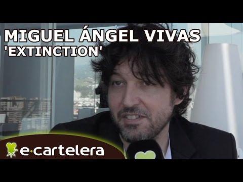 'Extinction': Entrevista a Miguel Ángel Vivas