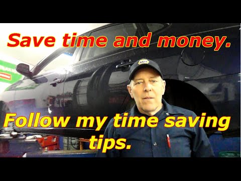 How to replace front brakes and rotors on a 2009 Hyundai Elantra
