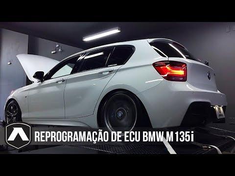 Remap de ECU - BMW M135i 420cvs e 55kgfm -  Armada Performance