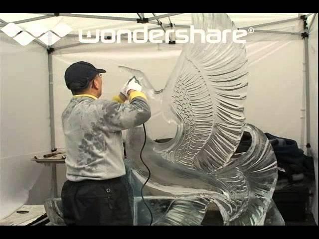 2011 Manayunk on Ice - Master Sculptor Exhibition