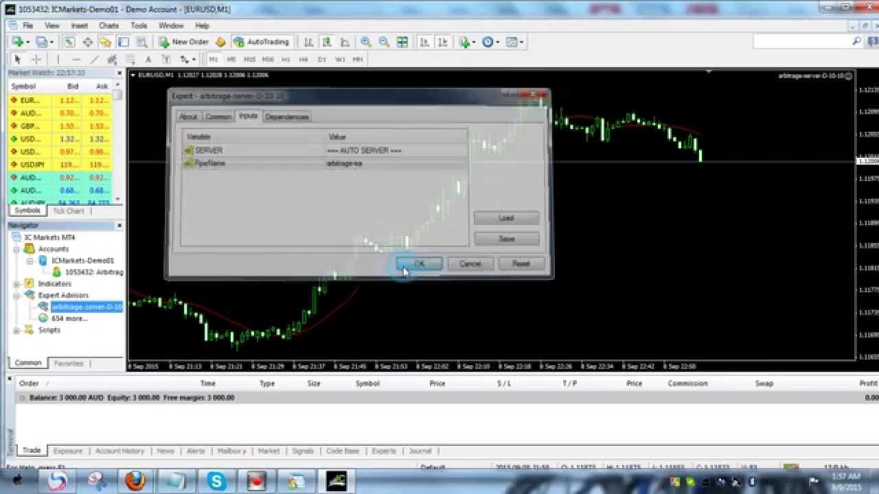 How To Install Arbitrage-EA II Free Demo Arbitrage - EA and server ll www.arbitrage-ea.com ll ...