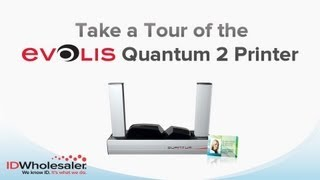 Evolis Quantum 2 Video Tour & Printer Features