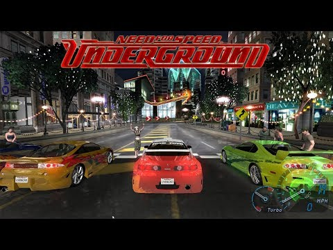 Need For Speed: Underground | Old Is Gold #1