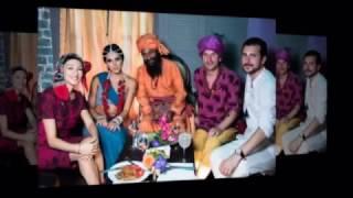 Нюша в образе  индийской принцессы