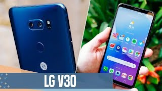 LG V30 review, ¿el SMARTPHONE TOTAL?